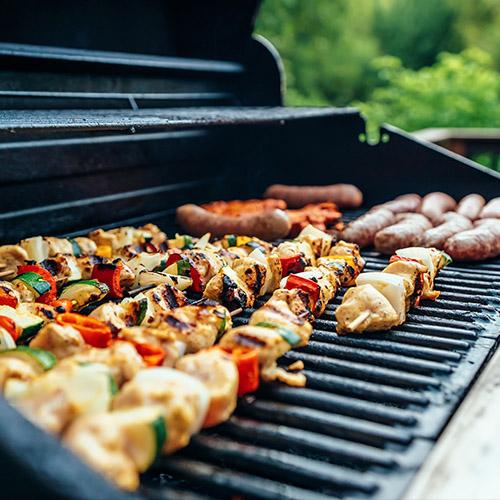gas barbecue's