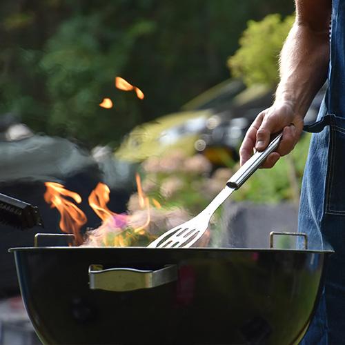 houtskool barbecue's