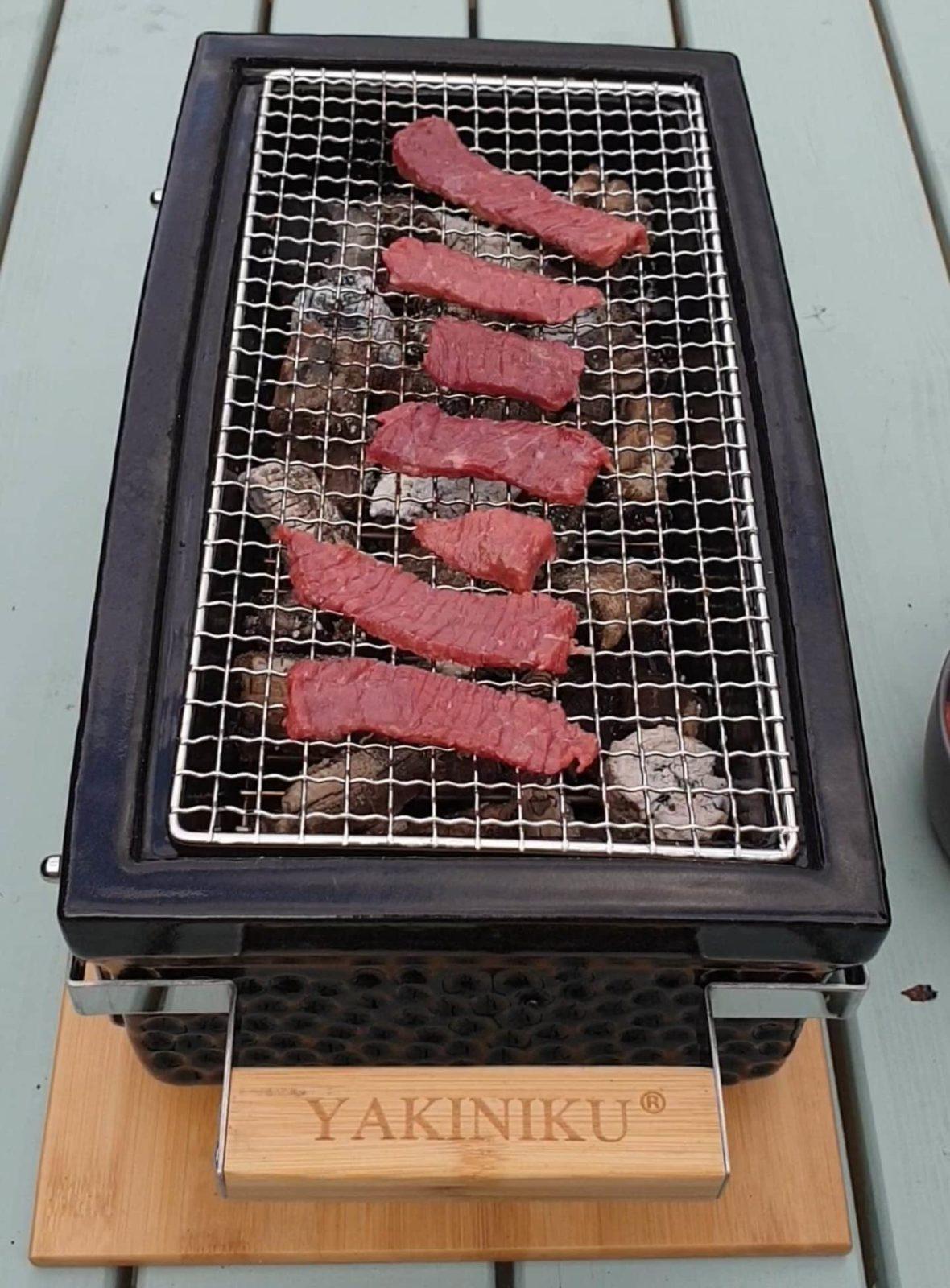 Yakiniku tafelbarbecue