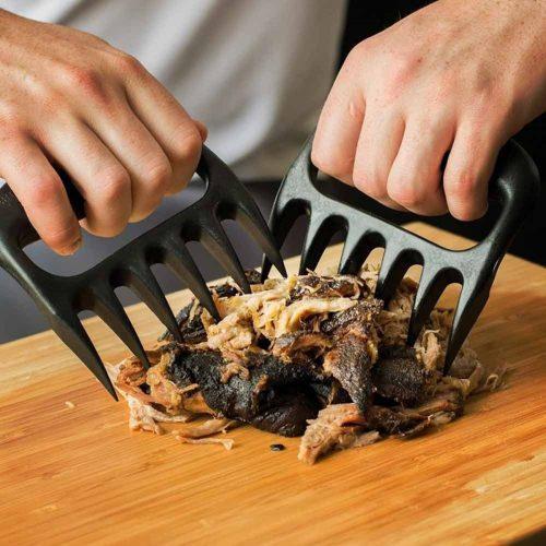 MikaMax - Vlees Klauwen BBQ Bear Meat Claws - Pulled Pork Shredder